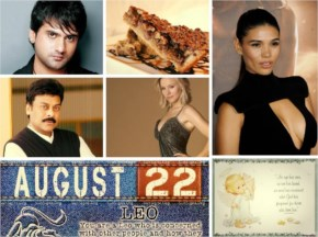 Today in History on 22nd August