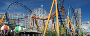 Today in History Texans head for the thrills at six flags was opened on 1st August 1961