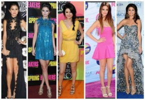 Top 12 Hot Selena Gomez in Sexo Short Dress