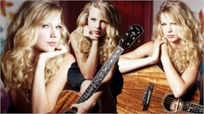 Top 15  photos of gorgeous and talented  taylor Swift with Guitar Performing Live
