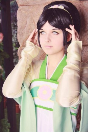 Toph Cosplay - Avatar The Last Airbender