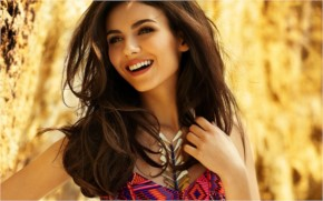 Victoria Justice Beautiful Smile