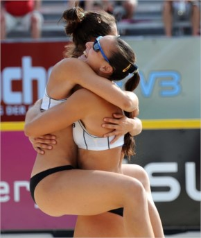 Volley Ball Hot Girls-23