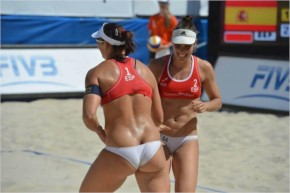 Volley Ball Hot Girls-6