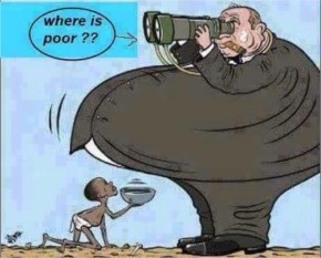 Where is poor