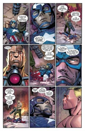 Wise Words From Captain America 14