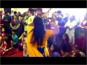 Woh Kisna Hai Dandiya Dance Performance Singapore 2012