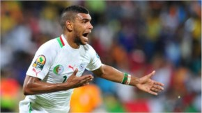 World Cup 2014 Spotlight on Algeria