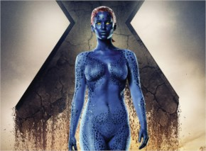 X Men 2 Mystique Hot