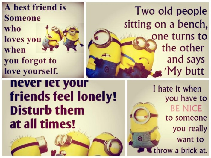 10 Best Quotes Humor Images On Pinterest: 10 Funny Images Of Minion Quotes I