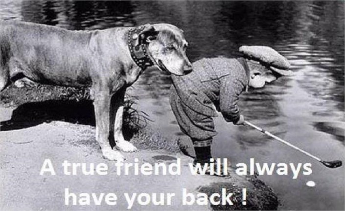 A True Friend Will Always Have Your Back Friendship
