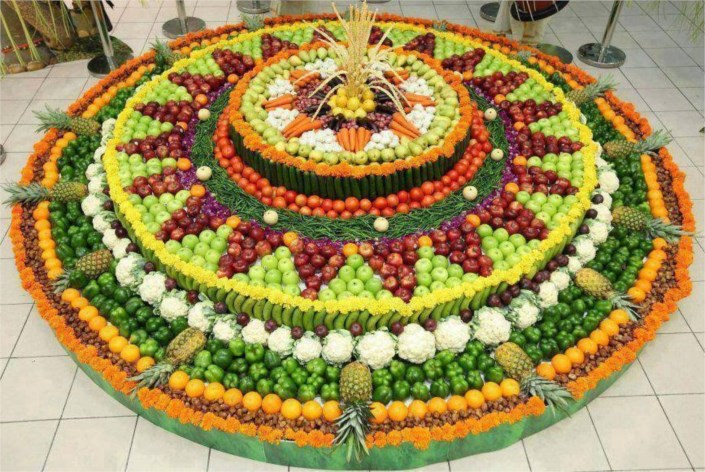 Best fruits and vegetables beautiful creativity for Beautiful vegetables