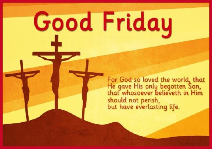 Good Friday Motivational Quotes