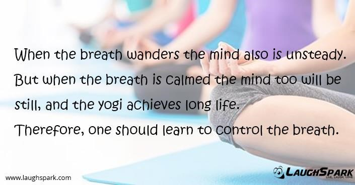 yoga quotes about breath - photo #17