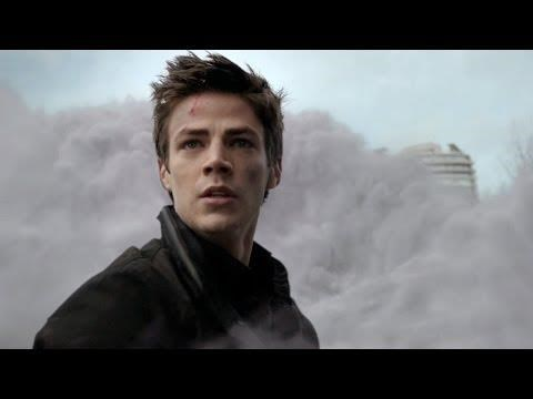 the flash movie trailer 2015
