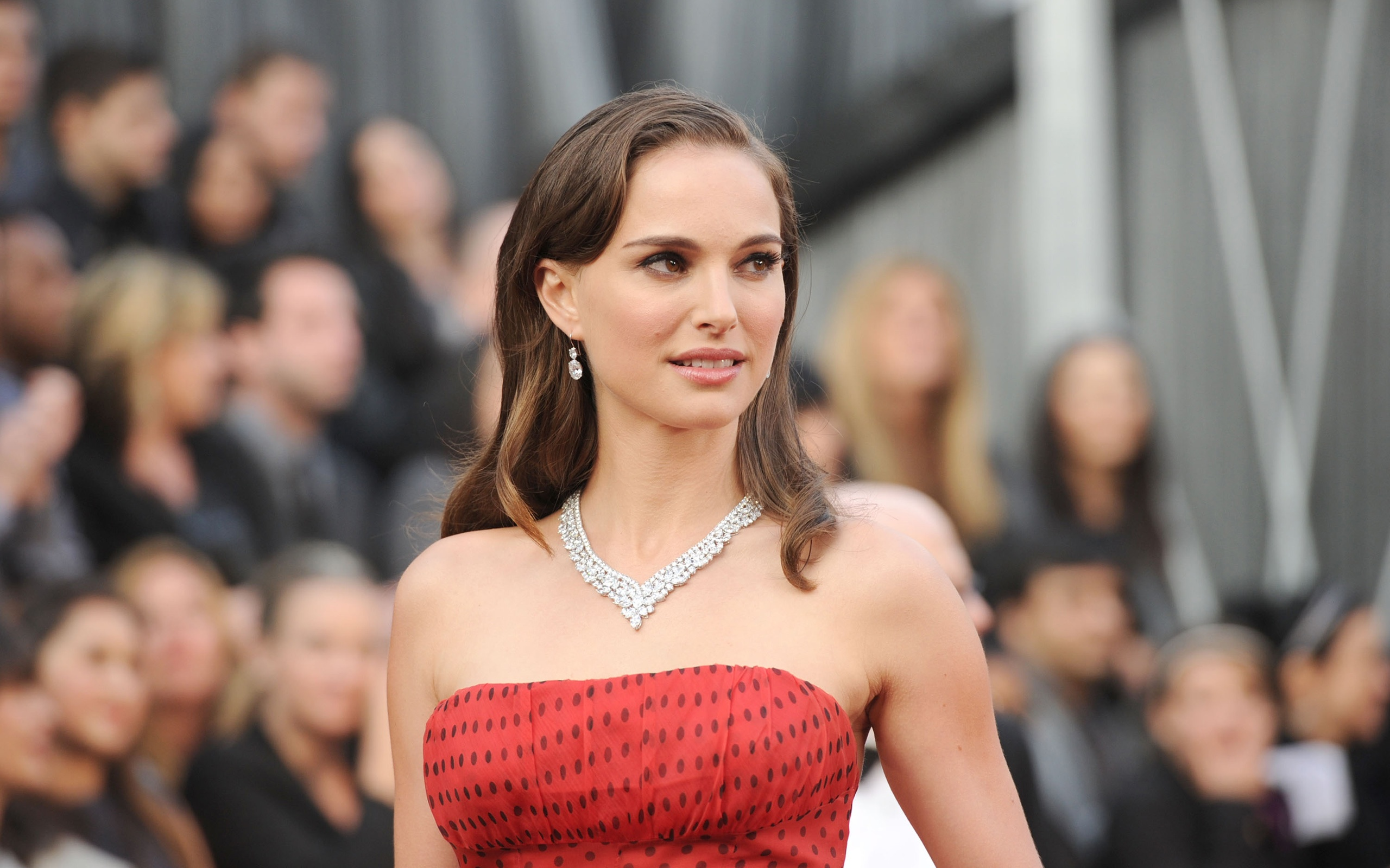 Natalie Portman at the premiere of Thor