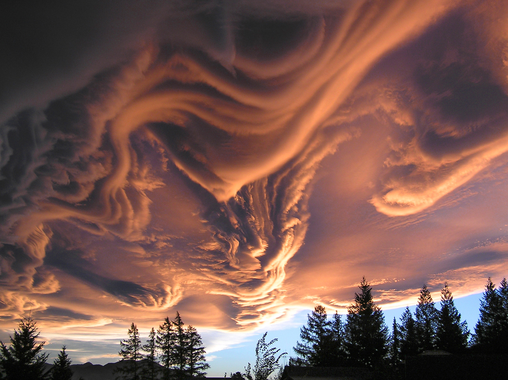 Amazing And Rare Cloud Types