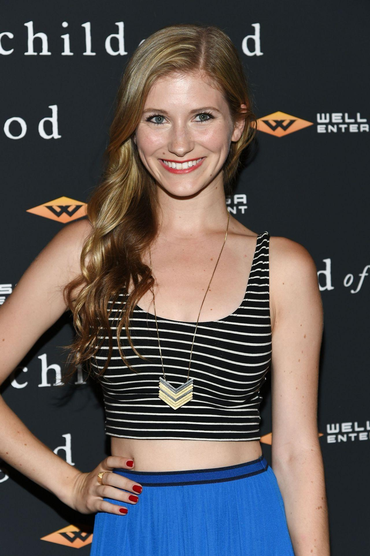Ahna O Reilly Child Of God Premiere In New York City