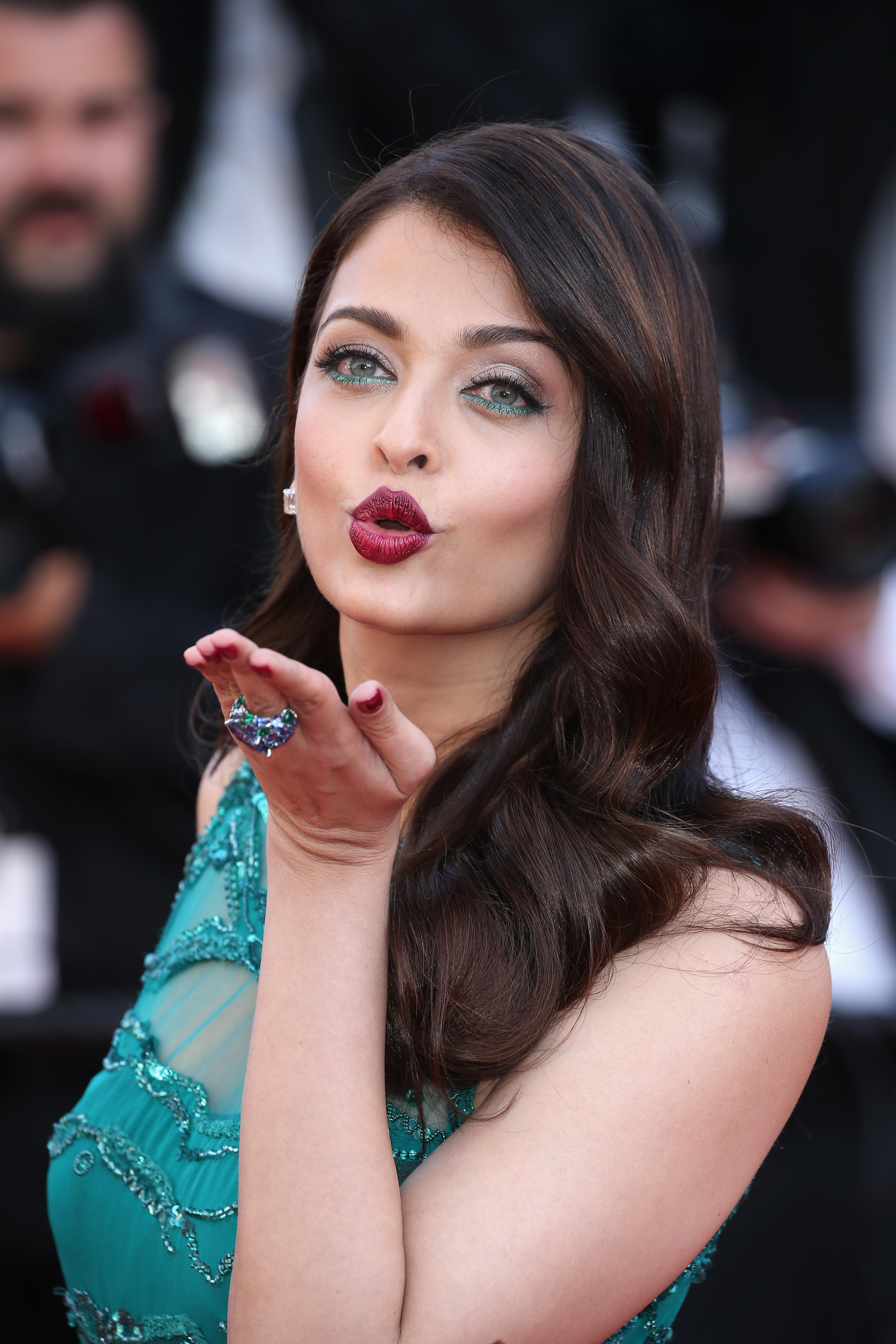 Aishwarya Rai Style | attends the 68th annual Cannes Film