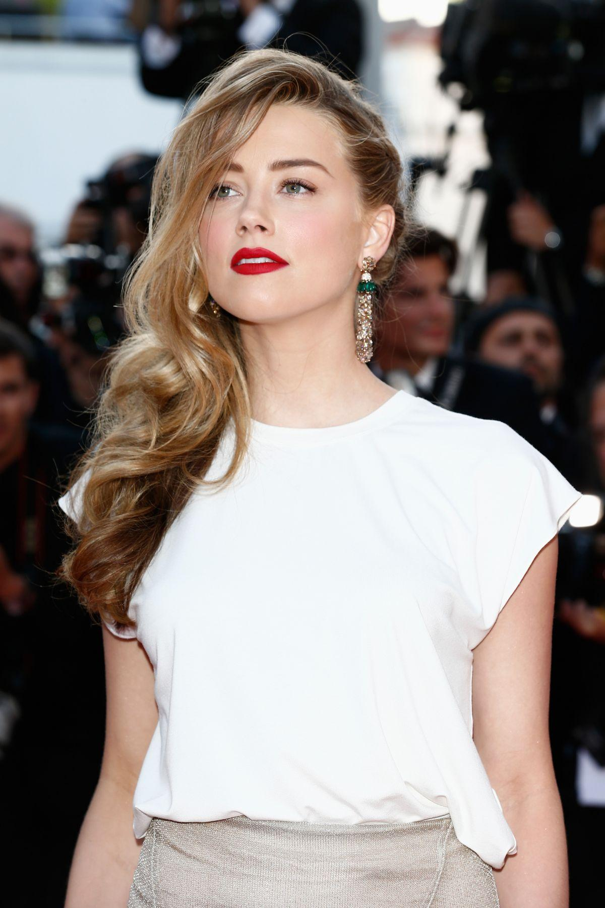 Amber Heard S Awesome Faux Undercut And How To Get It