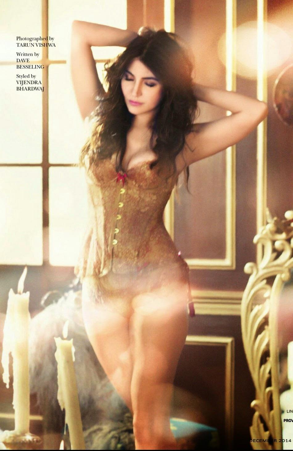 Anushka sharma hot naked excellent