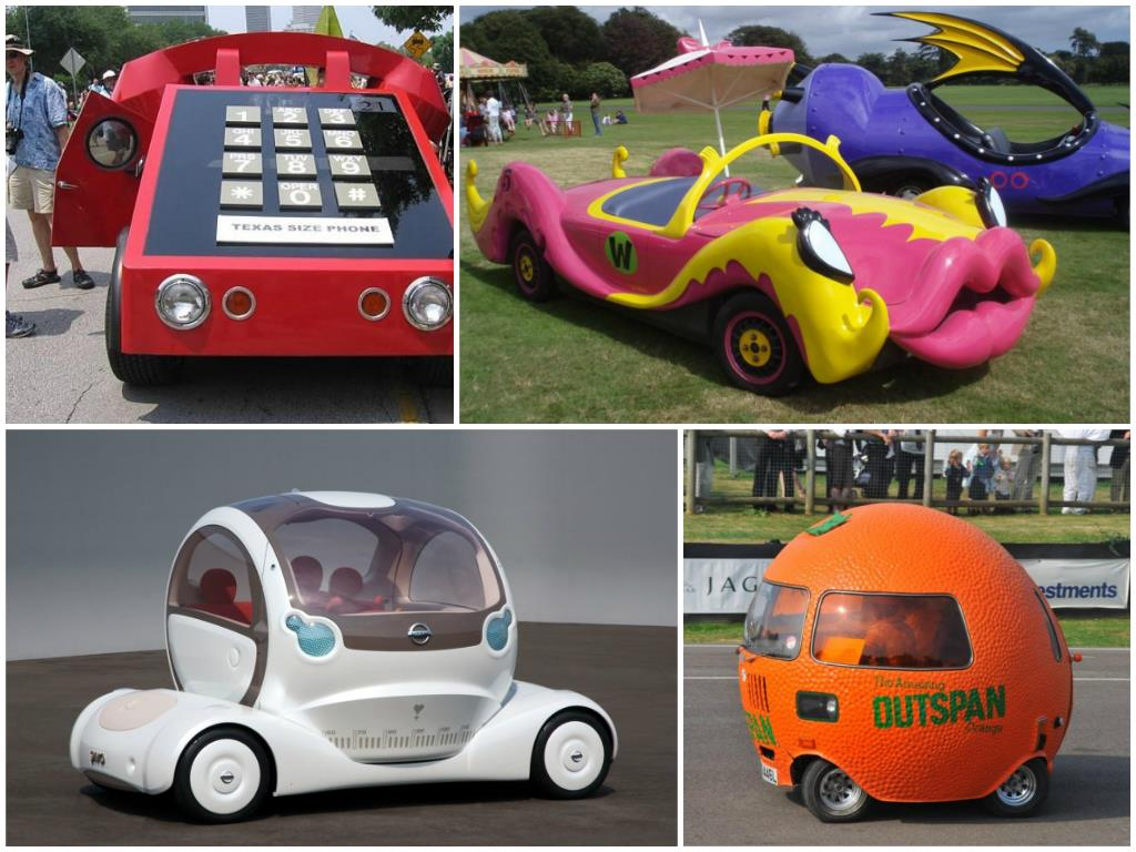 Best Coolest Cars Around The World - The most coolest car in the world