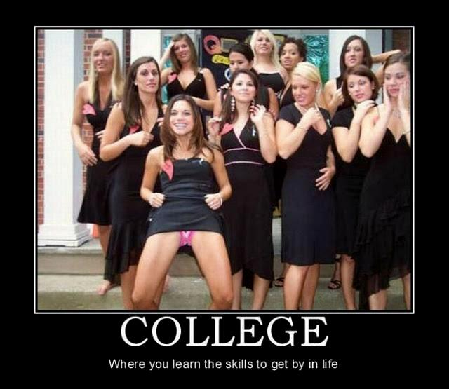 college girl posters Collegehumor follow pictures sort by: recent recent most liked 11 trashy people in the trash-ass hall-of-fame pictures sort by: recent recent.