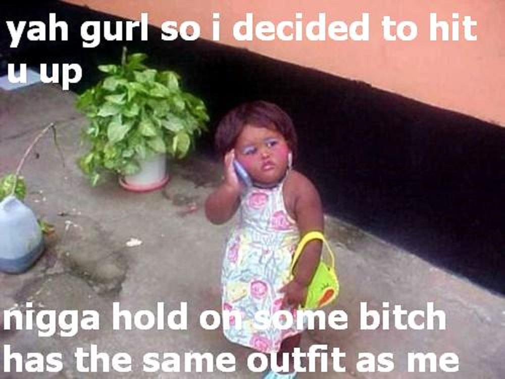 Funny Black Guy On Phone Meme : Funny black baby girl pictures with cute phone