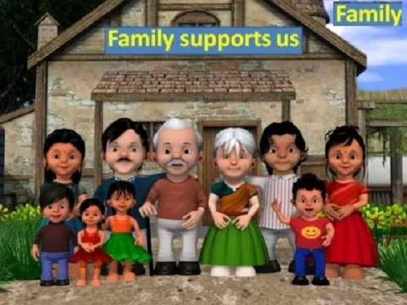 joint family is a boon Joint family vs nuclear family but in today's scenario we could say that living with grandparents is a joint family joint family is definitely a boon always.