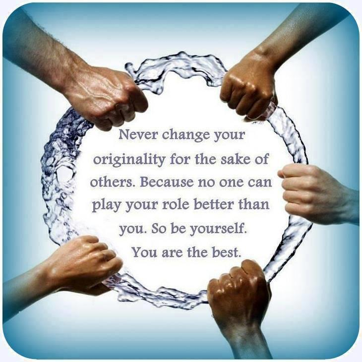 Change The World Change Yourself Quote: Have Confidence In Yourself