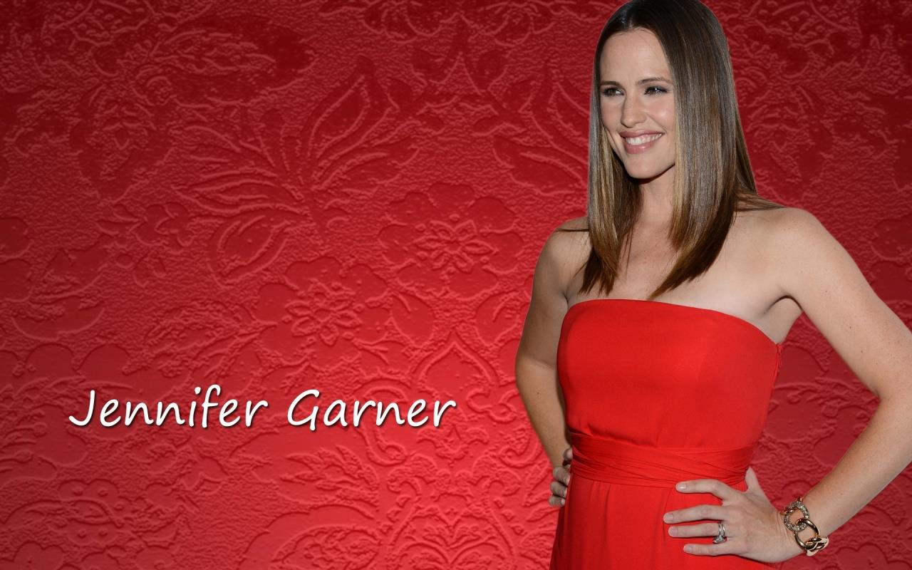 Jennifer Garner Red Hot