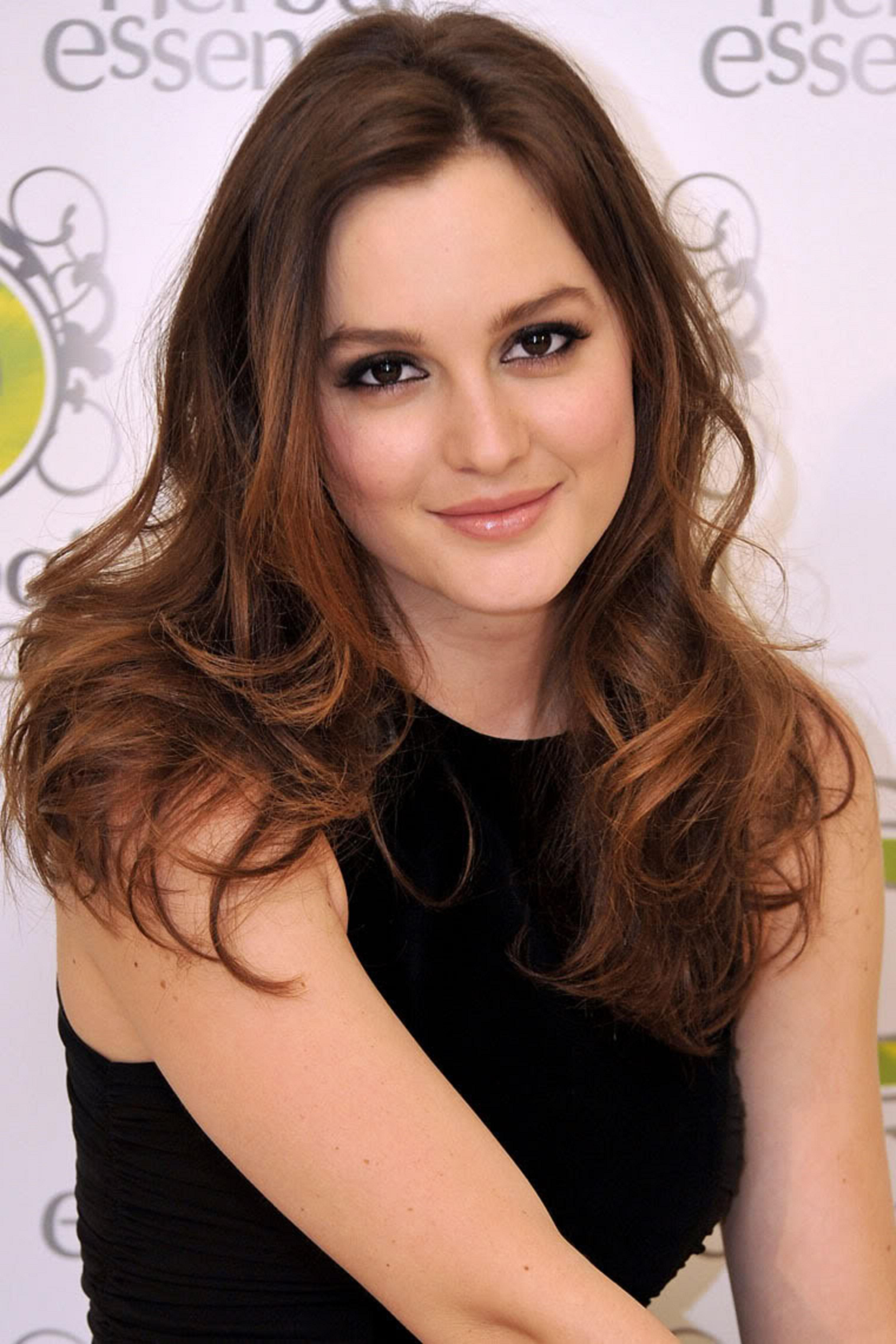Leighton Meester Has Good Hair - Hairstyles For 60 Year Old Woman