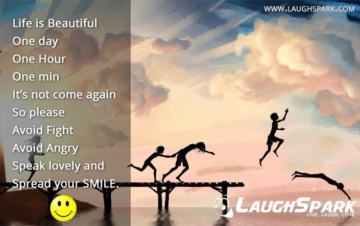 Life Is Beautiful Lifestyle Quotes