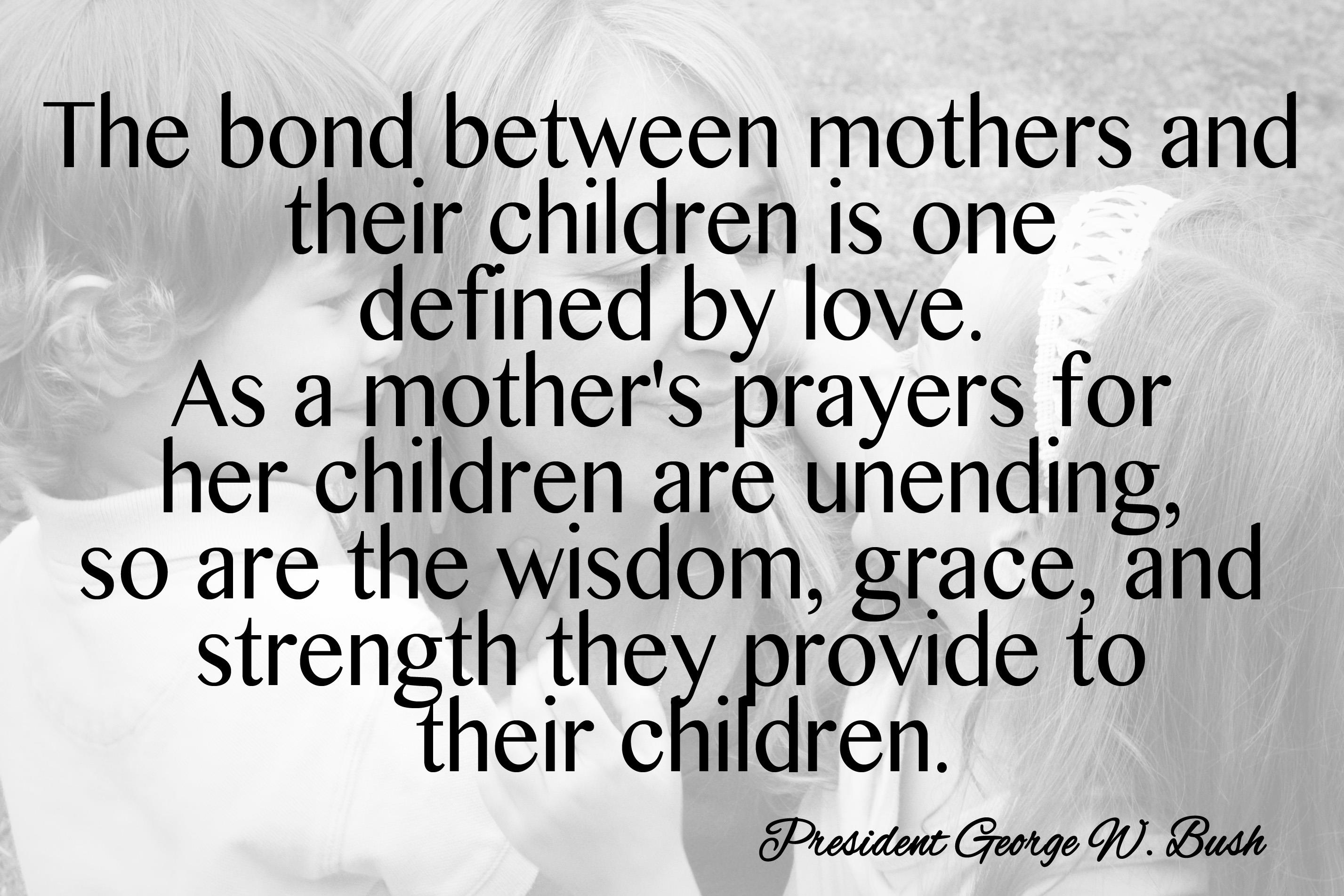 Famous Quotes About Mothers Mother's Day  Famous Quotes