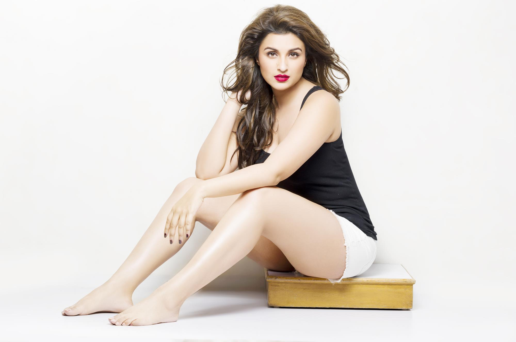 Opinion, Parineeti chopra hot legs are definitely