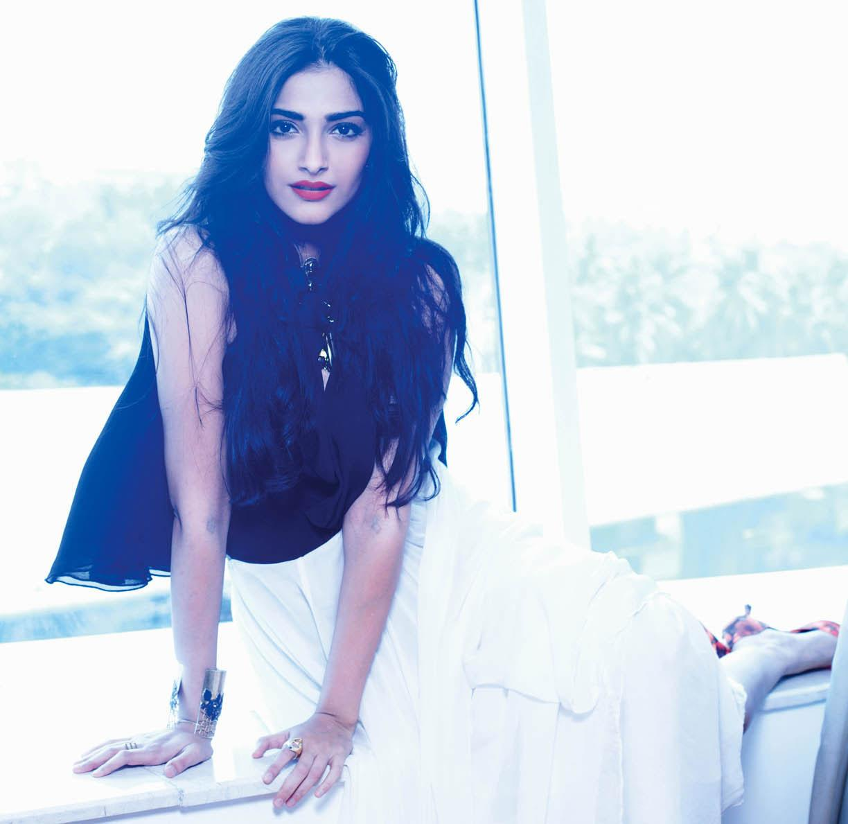 sonam kapoor amazing photoshoot